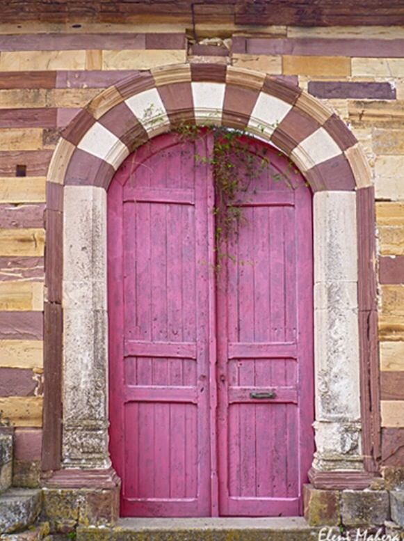 Pink door in Chios Greece - Photography by Eleni Mahera & 73 best Pink Doors images on Pinterest | Front doors Windows and ... pezcame.com