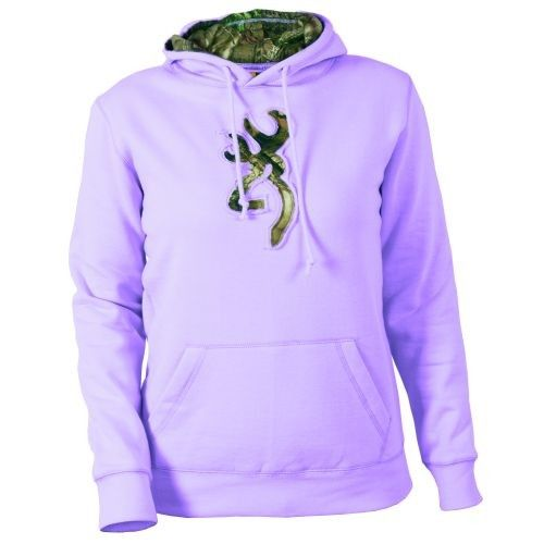 Image detail for -Browning Women's Buckmark Camo Sweatshirt