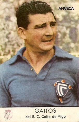 GAITOS (R.C. Celta - 1952) Castellblanch
