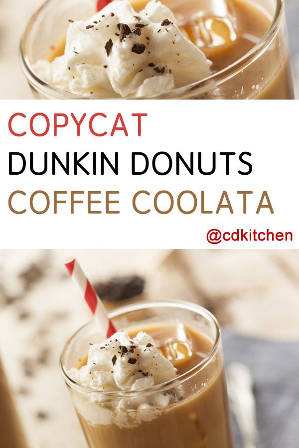 Made with ice cubes, coffee, milk, sugar, almond extract, chocolate syrup | CDKitchen.com