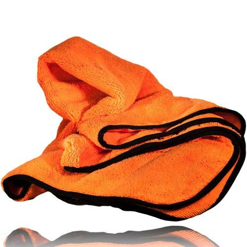 Orange Orangutan Microfiber Towel | Perfectwheels