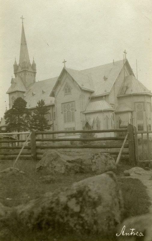 Antrean kirkko #kirkot #church #Antrea #Karjala