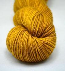 Uncommon Thread BFL SportLight DK, Golden Praline