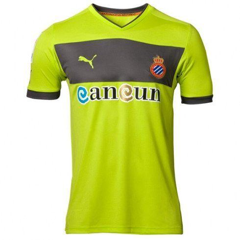 Espanyol 2012/13 Away Camiseta futbol [335] - €16.87 : Camisetas de futbol baratas online!