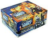 #9: Star Wars Clone Wars Adventures Trading Card Game Box of 24 Packs