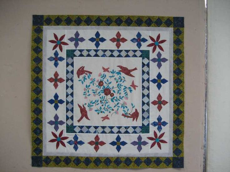 The Quilt Show Forum :: Topic: Month 4 (1/2)