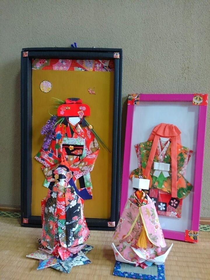 舞妓和紙人形と歌舞伎シールしおりと速報東京五輪追加種目 下山弘子
