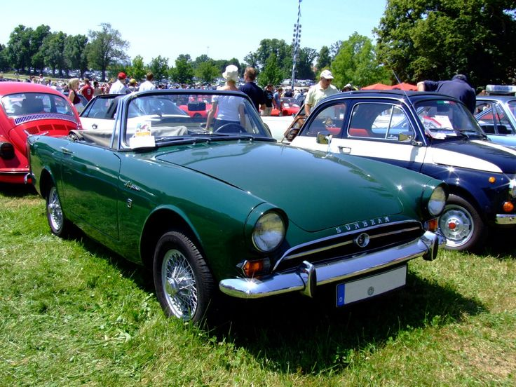 sunbeam alpine | File:Sunbeam Alpine Series4.JPG - Wikimedia Commons
