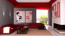 Oturma Odalarınız İçin Yepyeni Duvar Kağıtları