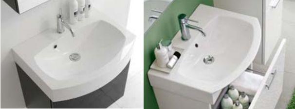 Ecco il lavabo Consolle Splash di Arbi Arredobagno, per dare un tocco di stile alla stanza più intima della casa!