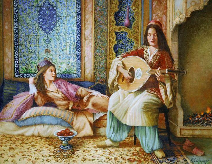 الفنان التركي....Kamil Aslanger...مواليد 1949.....................4