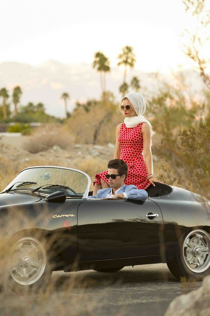 Palm Springs Style: Behind the Gate |  Kate Spade and Mr. Turk in Palm Springs Fashion Shoot  | Reign Magazine, Photo by Jody Zorn