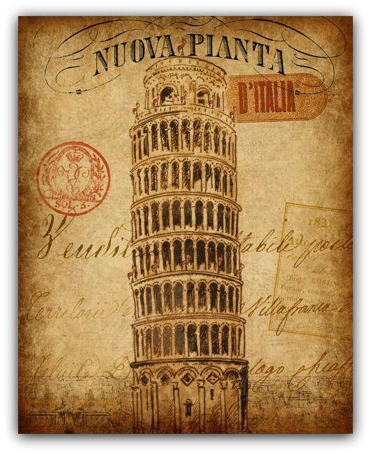 Открытки старой италии, картинки надписями рабочий