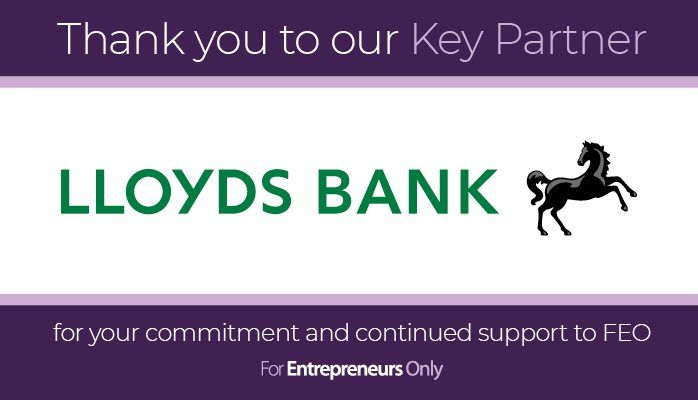 Thank You To Our Key Partners Lloydsbank For Your Support Of Feo