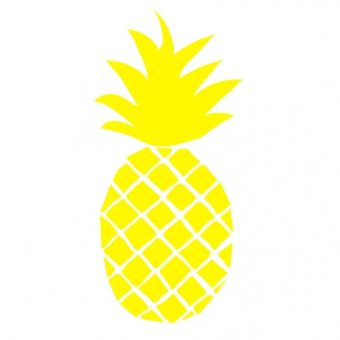 Just a touch - Ananas