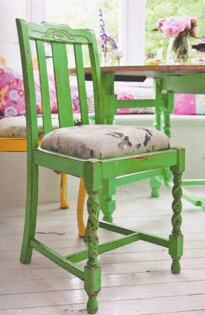 Doing Up Old Second Hand Furniture Is A Must To Achieve The Vintage Look In Your Home Whatever