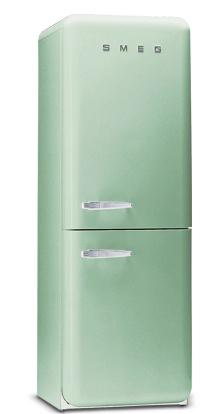 Dream fridge, Smeg 50s style. #fridge #smeg #freezer