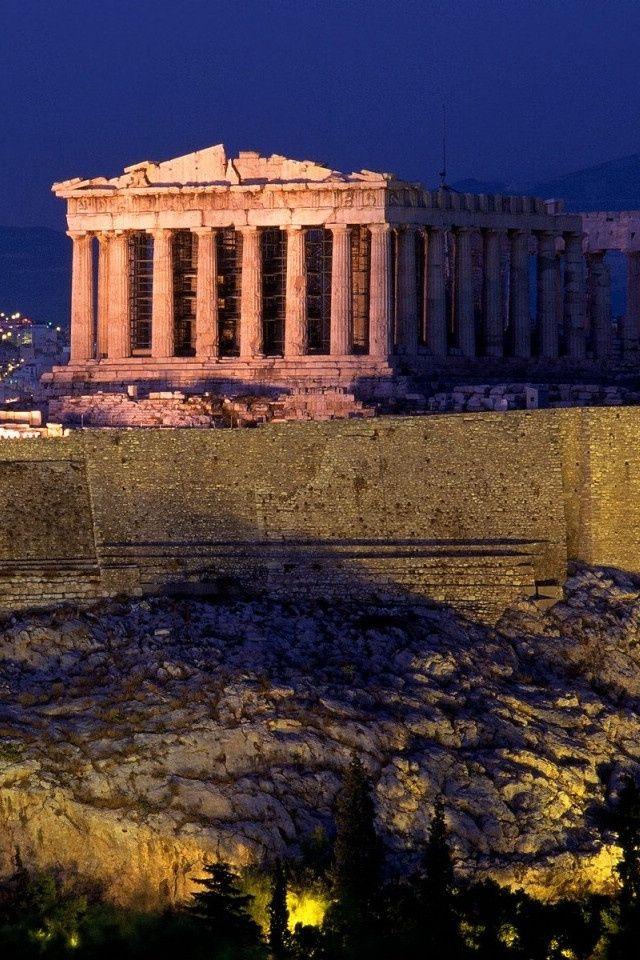 Parthenon. Seen it.