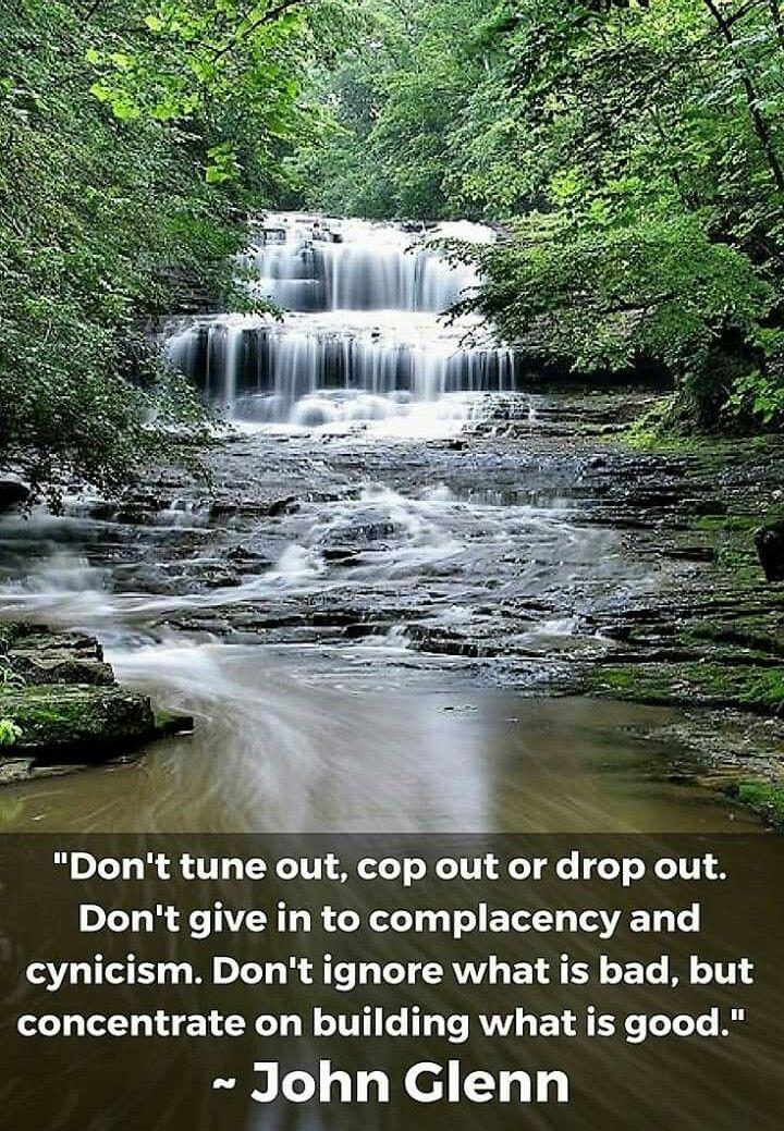 John Glenn quote