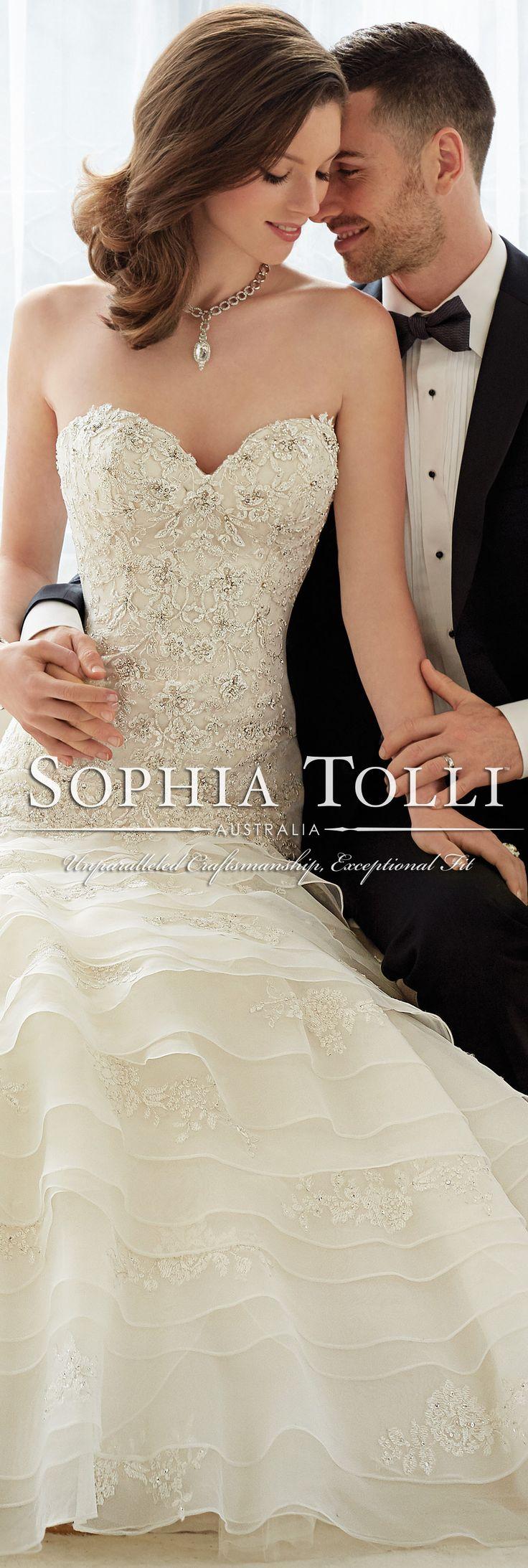 Sophia Tolli Wedding Dresses 2018 For Mon Cheri 2016