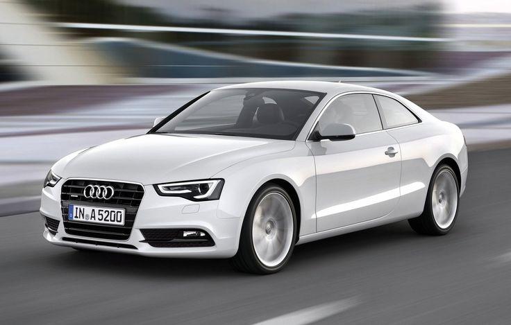 Sucha good looking car . Audi A5