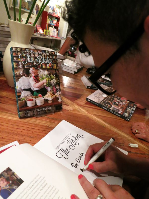 Signed copies of AWITK