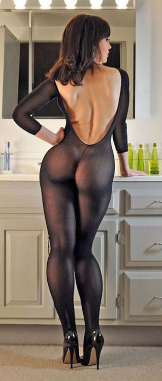 To See Pantyhose Die 36