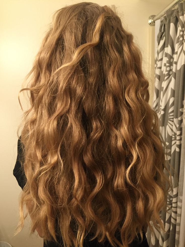 after 24 hr of double braids