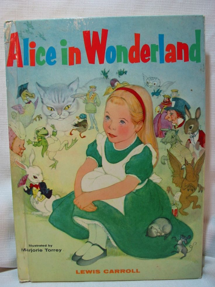 Very short summary of alice in wonderland-4690