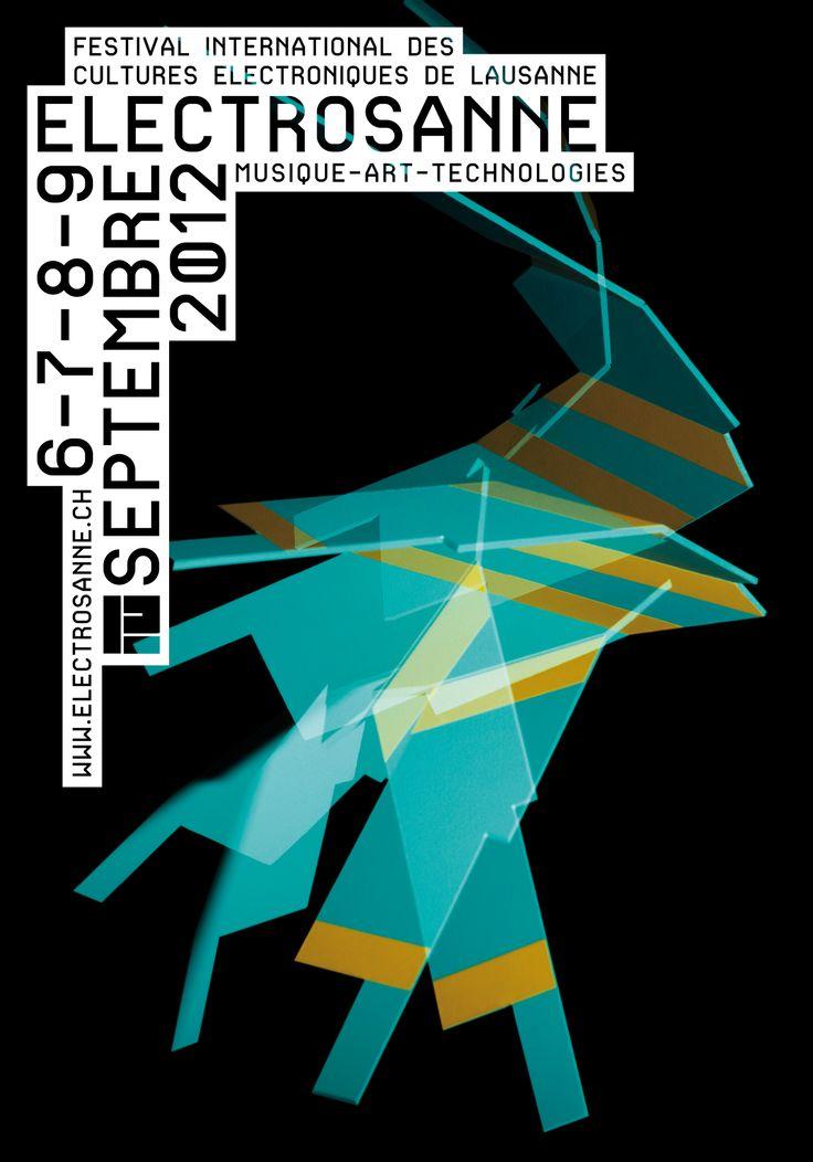 Electrosanne 2012, Cultures électroniques, Lausanne