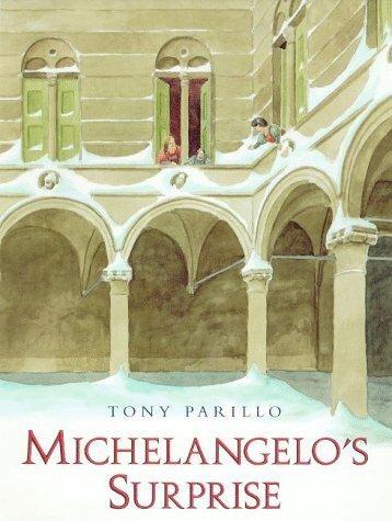 Michelangelo's surprise by Tony Parillo