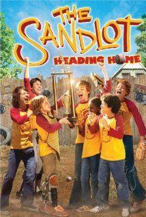 The Sandlot 3: Heading Home (2007) DVD Movie