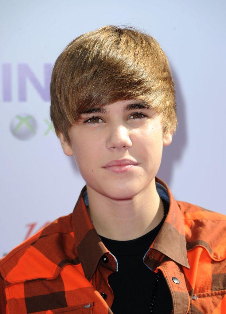 Justin Bieber para hombre Peinados 2010
