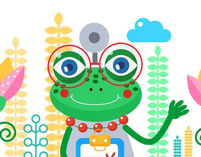 "Check out new work on my @Behance portfolio: ""Frog doctor"" http://be.net/gallery/41325869/Frog-doctor"