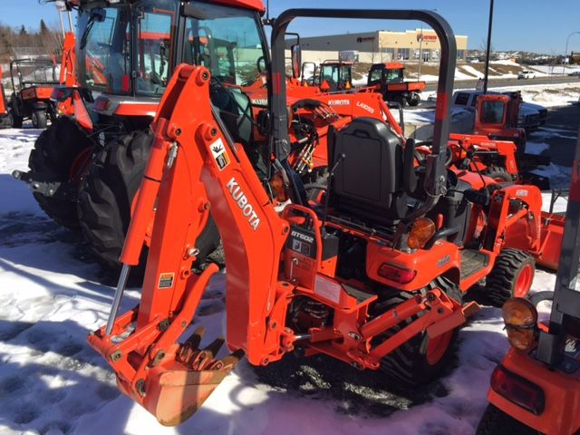 2015 Kubota BX25D-1 for sale in Dartmouth, NS | Eastern Turf Equipment (902) 468-8873