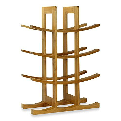 Oceanstar WR1132 12-Bottle Natural Bamboo Wine Rack For Sale https://portableicemaker.review/oceanstar-wr1132-12-bottle-natural-bamboo-wine-rack-for-sale/