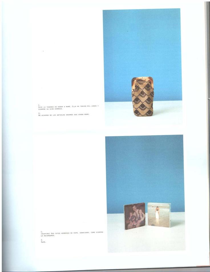 Mariela Sancari / El Caballo de dos Cabezas / Publicado en Picnic No. 49 / como ejemplo de objetos aislados