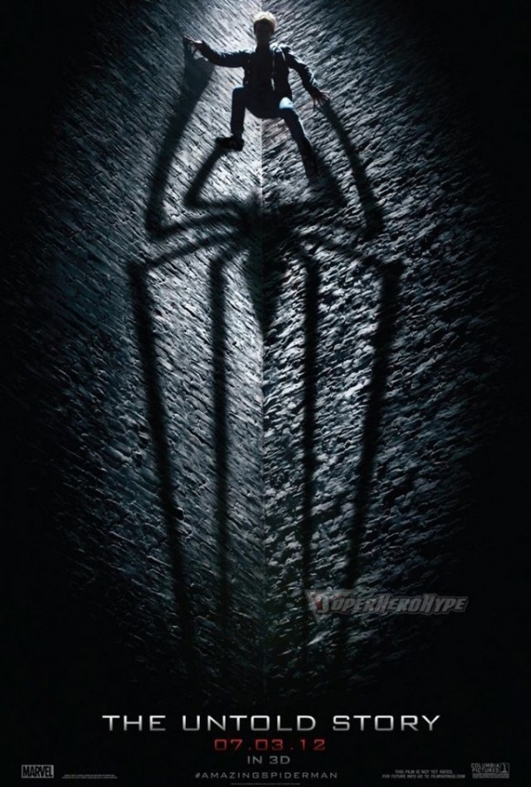 THE AMAZING SPIDER-MAN July 3, 2012 #movies-entertainment