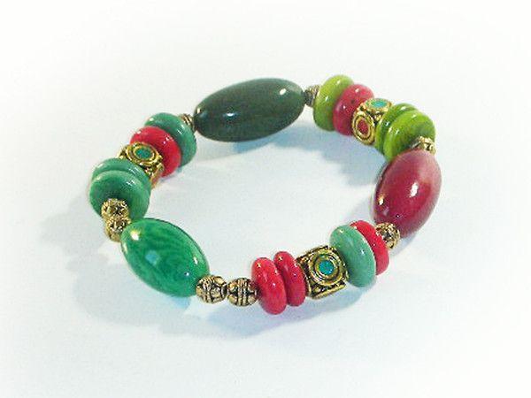 Estrella - Tagua nut bracelet. #organic #unique #Handcrafted #Vegetable Ivory #eco-friendly #animal-friendly
