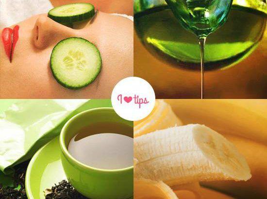 6 рецептов по уходу за кожей вокруг глаз в домашних условиях | I love tips