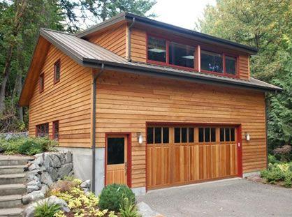 Garage Apartment Plans, Carriage House Plans, Apartment Above Garage Plans.