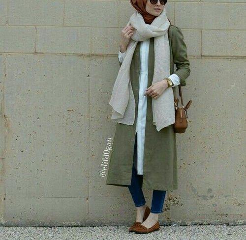 hijab and fashion image