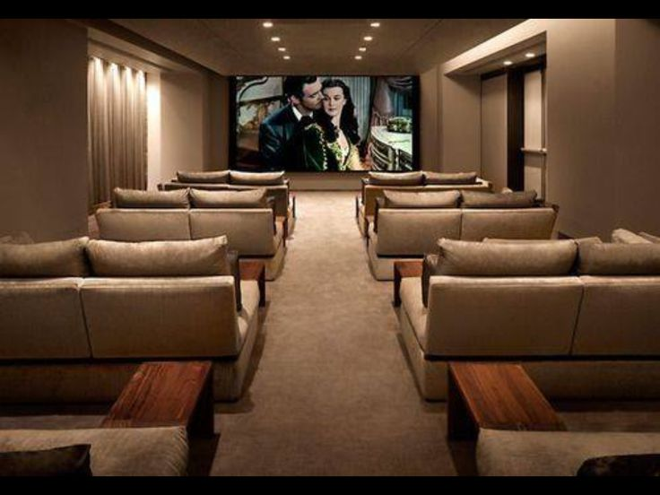 80 Best Home Cinema Images On Pinterest Theater Movie And Room