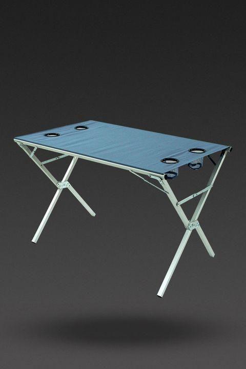 4c5603ae485 image of ALPS Mountaineering Fiesta Table in Steel Blue #campingsurvivalgear