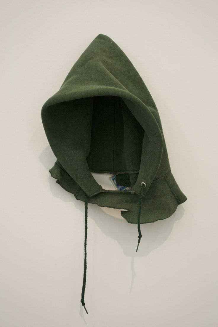 "thebonesofhoudini:  """" In The Hood  David Hammons  1993  "" """