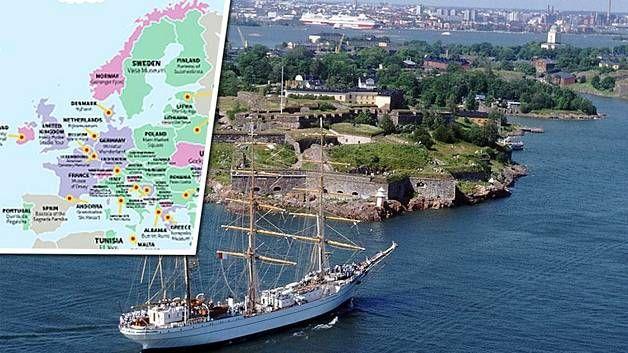 Tässä ovat maailman suosituimmat turistikohteet – olisitko arvannut Suomen suosituimman nähtävyyden? - Matkat - Ilta-Sanomat