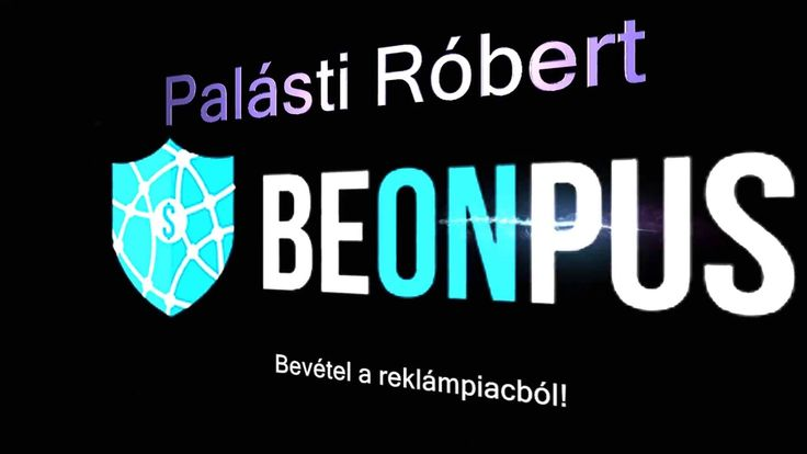 Otthoni Internetes Munka - Beonpush magyar nyelvű prezentáció.