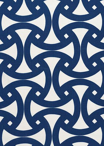 I'm always a sucker for a good repeated geometric pattern #textile--this is a way to get pattern into a masculine environment without it seeming too girly