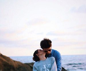 Camiree is your character's girlfriend. She coaxes you to take her on a date to the ocean and after spending an amazing day, she kisses you and then tries not to cry. What do you do?
