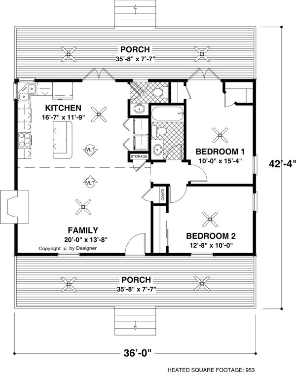10 best Tiny Home Floor Plans images on Pinterest Small house